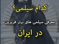 معرفی سیلمی های فریزین در ایران